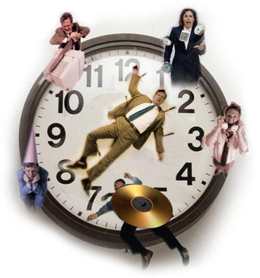 Perception of Time | Equanimity Executive | Expat Coaching | Global Leadership Coaching